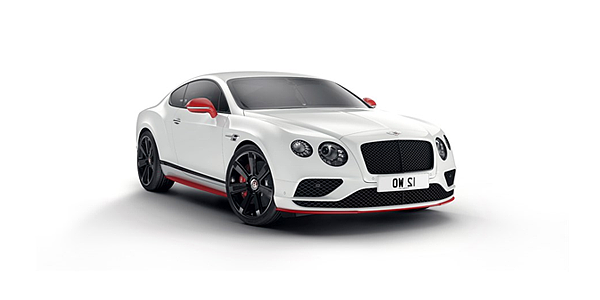 Continental GT V8 S Black Edition